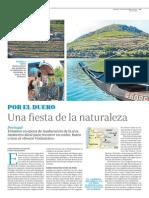 POR EL DUERO PORTUGUÉS. Una fiesta de la naturaleza