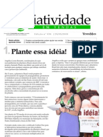 Criatividade Em Vendas - Ser Criativo No Campo de Trabalho - Www.editoraquantum.com.Br