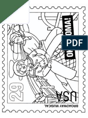 USA-Printables: State of Oklahoma Coloring Pages - Oklahoma ...   396x298