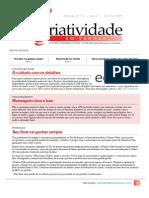 Criatividade em Vendas - Uma experiência criativa de venda adicional - www.editoraquantum.com.br