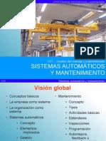 Sistemas Automáticos y Mantenimiento