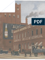 Augusta Brewing Company Augusta, Georgia 1888 HOW IT BEGAN
