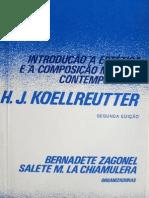 Koellreutter - Introdução à Estética e Composição Musical Contemporânea