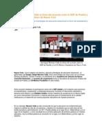 18-09-2015 Puebla Noticias - Atestigua Moreno Valle La Firma Del Acuerdo Entre La SEP de Puebla y La US-México Fundation de Nueva York