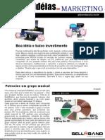 Boa idéia e baixo investimento - www.editoraquantum.com.br