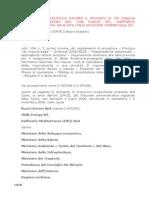 CORTE 2010 DI GIUSTIZIA EUROPEA IL PRINCIPIO DI CHI INQUINA PAGA Buzzi Unicem SpA