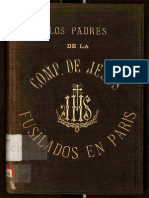 Actas Del Cautiverio y de La Muerte-Ponlevoy 1871
