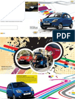 Catalogo Chevrolet Spark 2013