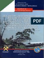 de Río Acre (22v), Iñapari (22x), Qda Mala (23v), Iberia (23x), San Lorenzo (23y), Puerto Lidia (24v), Río Manuripe.PDF