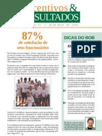 Incentivos e Resultados - 87% de Satisfação de seus Funcionários - www.editoraquantum.com.br
