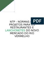 14-Normas Técnicas de Projetos _SO GAS - Ceasinha