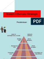sistem informasi strategik