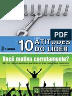 10 Atitudes do Líder - www.editoraquantum.com.br