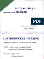 1. Introducere Nursing-rol Asist