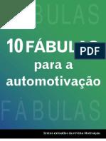 10 Fábulas para a automotivação www.editoraquantum.com.br