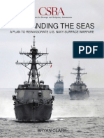 Commanding the Seas - A Plan to Reinvigorate US Navy Surface Warfare