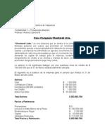 Caso Compania Chantareli - Presupuesto Maestro Vs2-2011