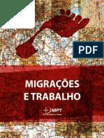 Livro Migracoes e Trabalho
