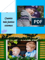 Cuanto Más Juntos Estemos - The More We Get Together