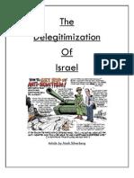 The Delegitimization of Israel