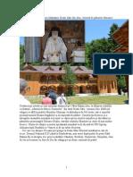 Veniți Duminică La Sfințirea Mănăstirii Dealu Sării Din Jitia
