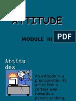 Attitude My Ppt