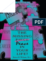 Psych k the Missing Piece Peace in Your