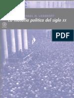 Lessnoff Michael H - La Filosofia Politica Del Siglo XX.pdf