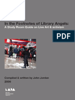 In the Footnotes of Library Angels
