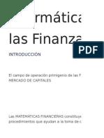 Informática Aplicada a Las Finanzas