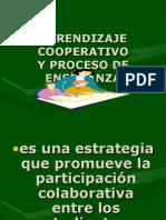 Diapositivas Aprendizaje Cooperativo