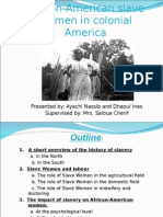 African-American Women in colonial America.ppt