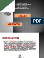 Taller Multimedia