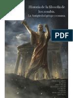 Historia de La Filosofía de Los Zombis
