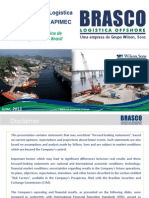Logistica Offshore Brasco