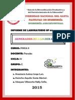 FISICA GENERADOR