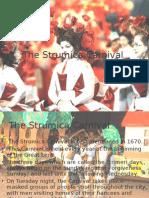 The Strumica Carnival