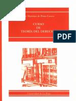Curso de Teoria Del Derecho MARTINEZ PISON