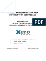 A GUIDE TO TRANSMISSION AND DISTRIBUTION IN SCOTLAND