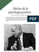 42 Falacias de La Psicologia Positiva