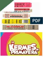 Ideas Kermes