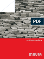 Catalogo de Madera (Medidas)