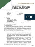 Expecificaciones Tecnicas Carmen Corregido