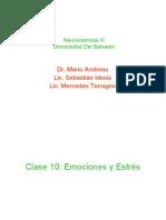 Clase 10 BYN - Emociones y Estres