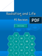 Radiation and Life