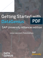 DataGenius Step by Step Guide