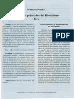 Los Cuatro Principios Del Liberalismo
