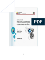 Proyecto PNF Mecánica