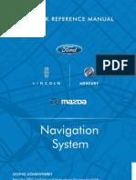 SYNC Navigation System