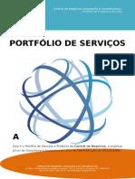 Portfólio da Central de Negócios